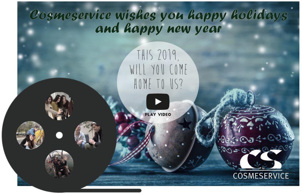 Cosmeservice Christmas
