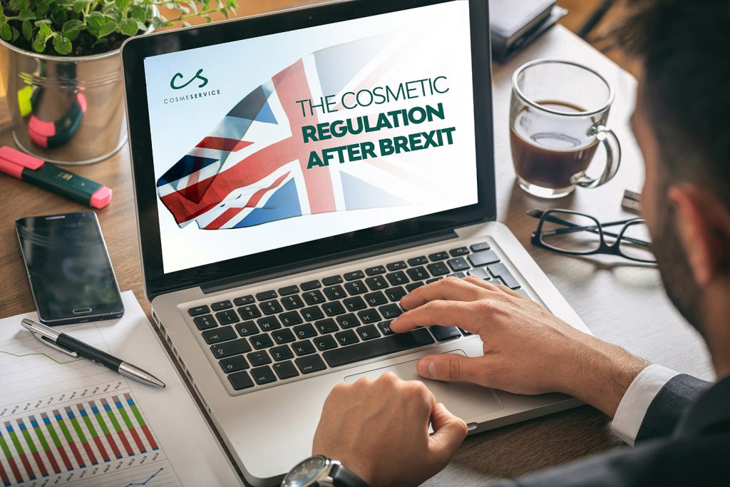 cosmetic regulation after brexit
